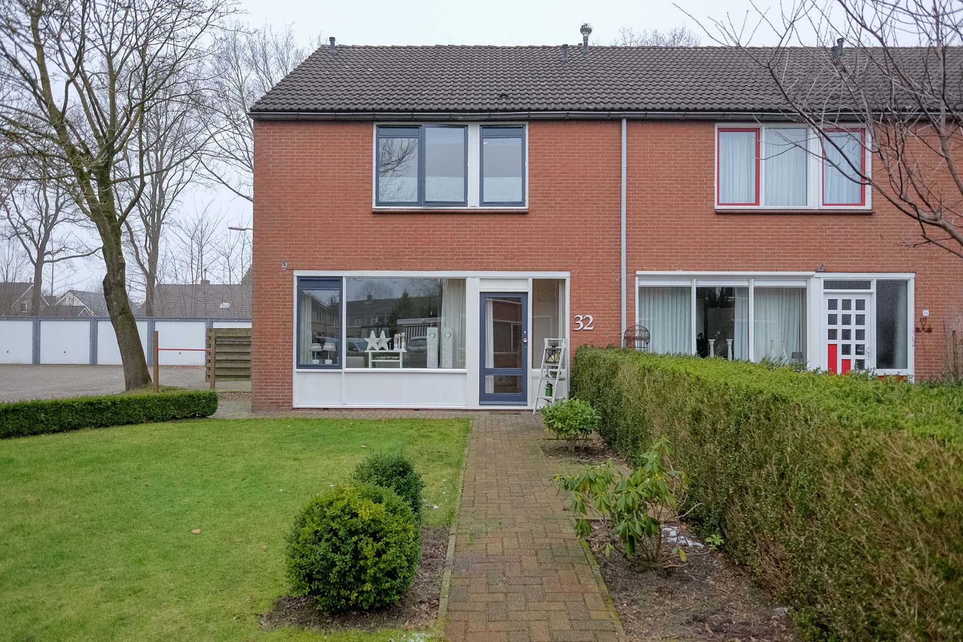 Verkocht: Groenkampen 32, Westerbork