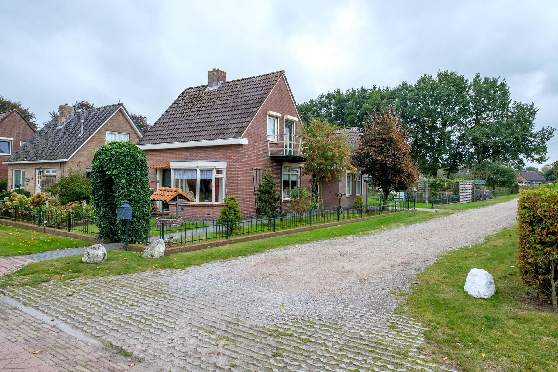 Verkocht: Julianastraat 19, Westerbork