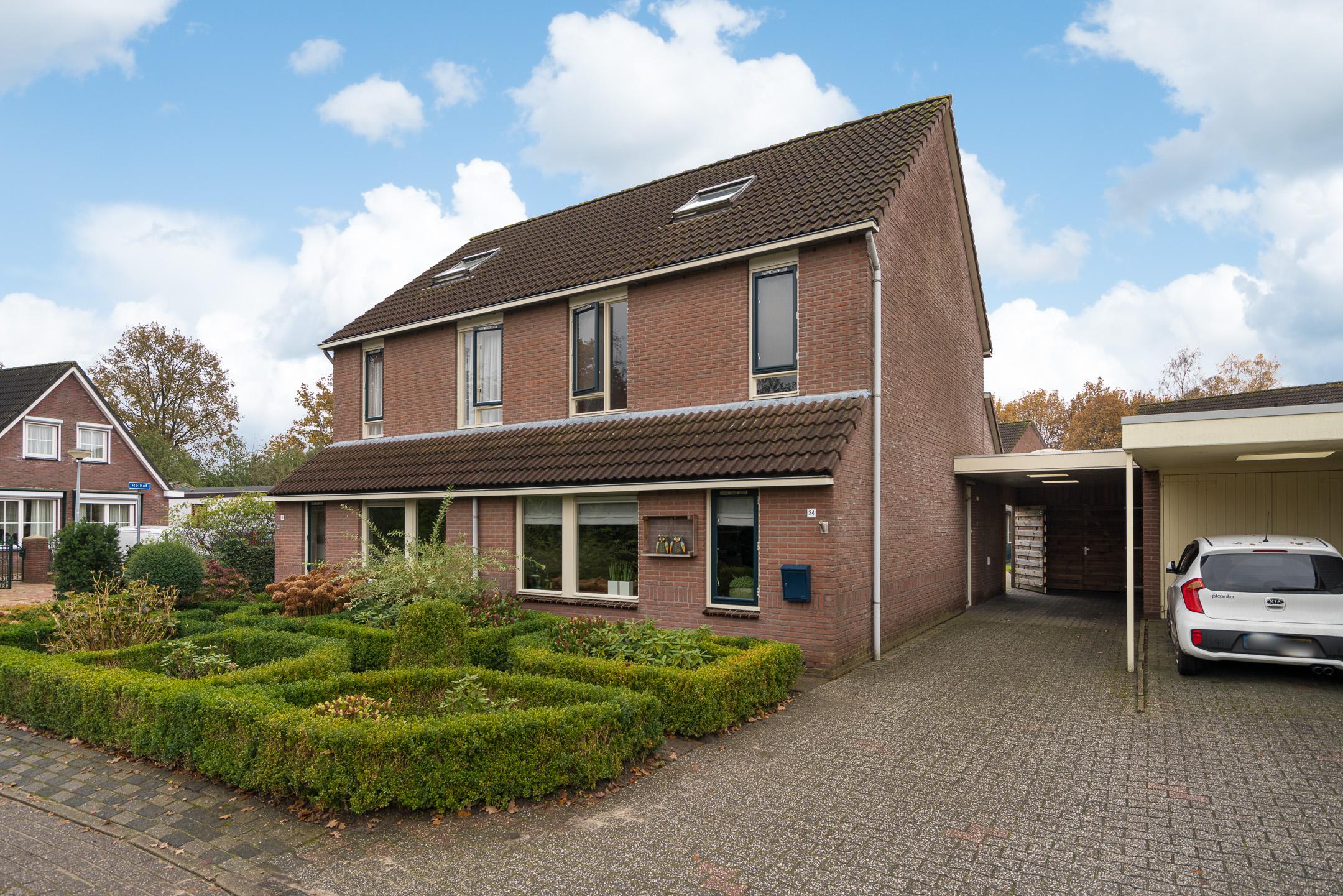 Verkocht: Houtduif 47, Emmen