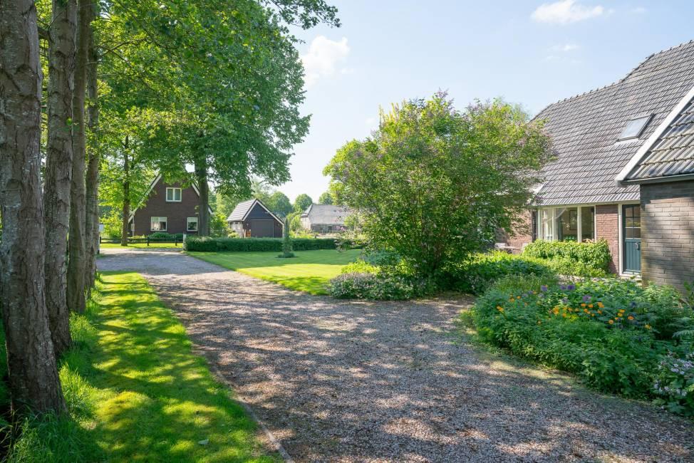 Drenthe, Elp, makelaar, woonboerderij