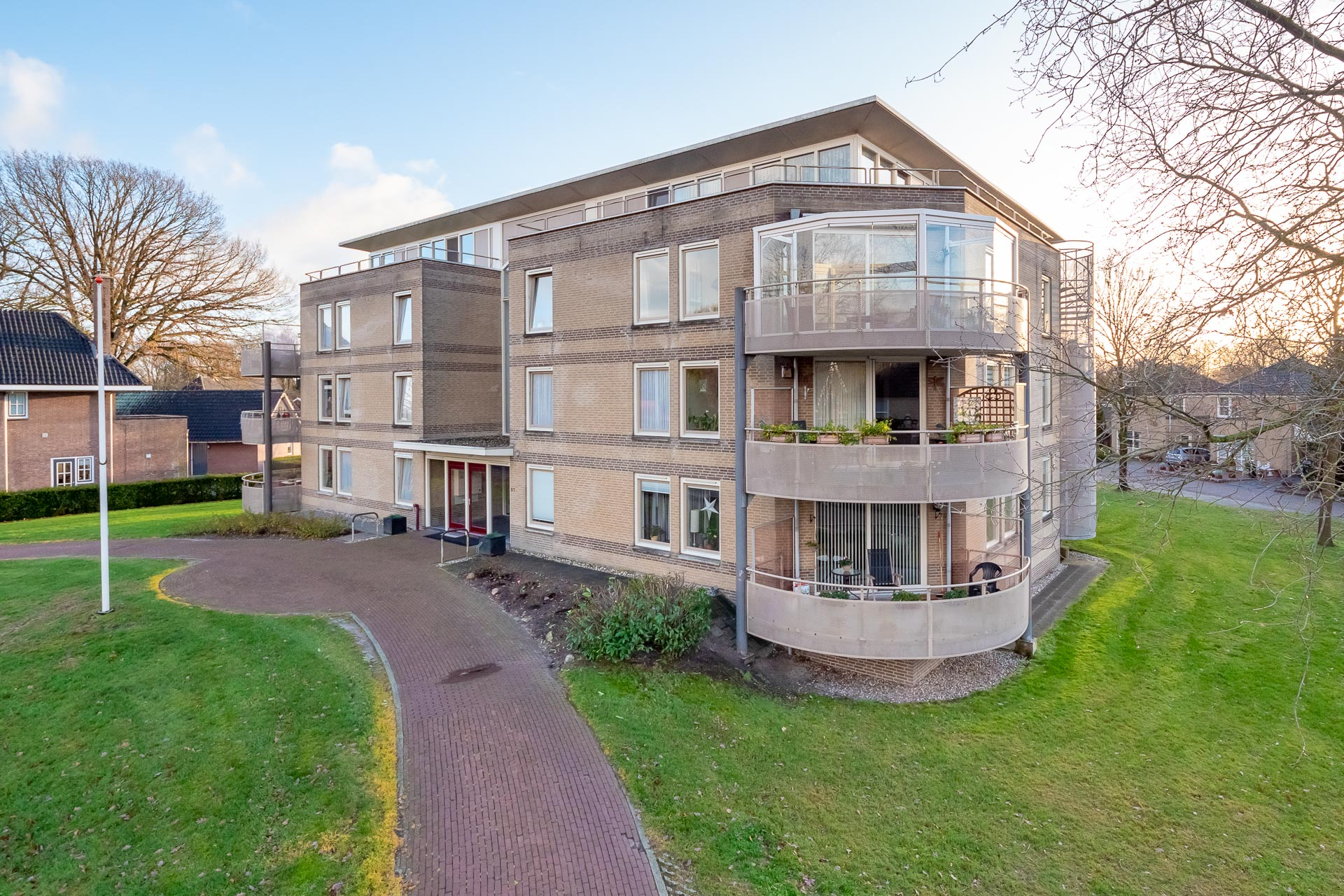 3 kamer appartement te Westerbork, Midden-Drenthe