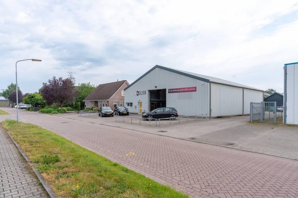 De Noesten, Drenthe, 2000 Bedrooms Bedrooms, ,Bedrijfsonroerendgoed,Te huur bedrijfspand,De Noesten,1,1119