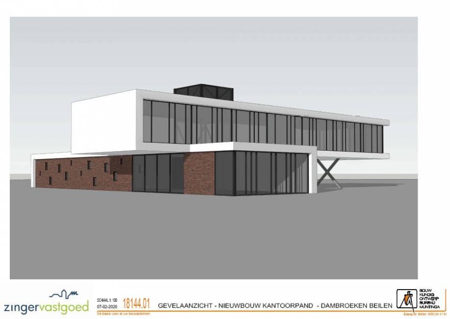 Dambroeken 1, Drenthe, 2020 Bedrooms Bedrooms, ,Bedrijfsonroerendgoed,Te huur bedrijfspand,Dambroeken ,2,1151